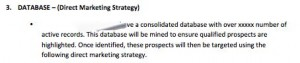To top things off. This is an extract from Agent 1's proposal. Worth a giggle on its own.